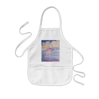 Annabelle on Ice! Child's Apron