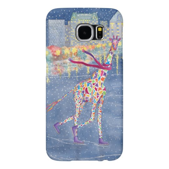 Annabelle on Ice Samsung Galaxy S6, Barely There Samsung Galaxy S6 Cases