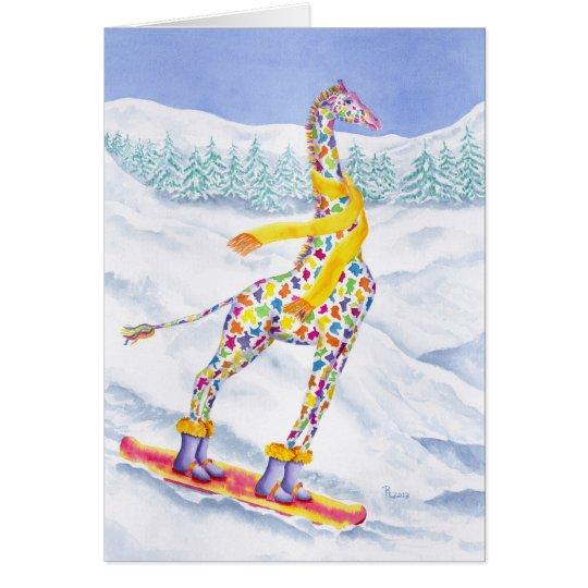 Annabelle on Pow Card