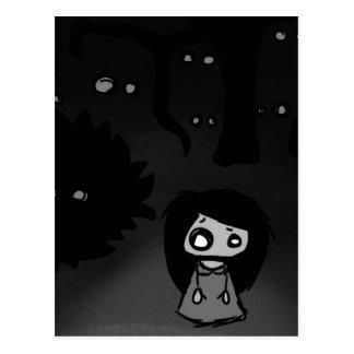 Annabelle s paranoia post card