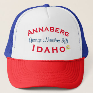 Annaberg Idaho Trucker Hat