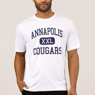 Annapolis - Cougars - High - Dearborn Heights Tees