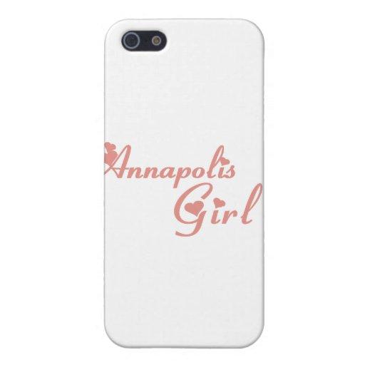 Annapolis Girl tee shirts Covers For iPhone 5