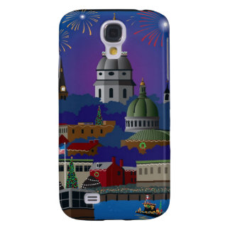 Annapolis Holiday Samsung Galaxy S4 Cover