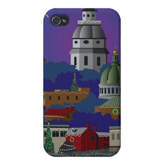 Annapolis Holiday iPhone 4/4S Case