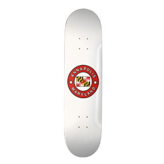 Annapolis Maryland Custom Skate Board