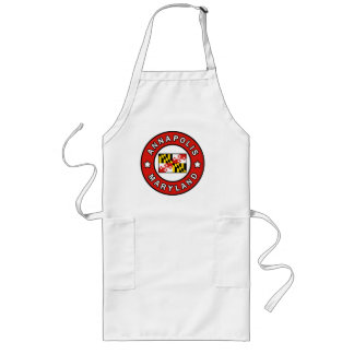 Annapolis Maryland Long Apron