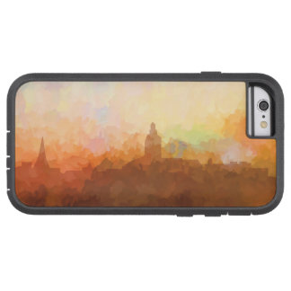 Annapolis Maryland Skyline IN CLOUDS Tough Xtreme iPhone 6 Case
