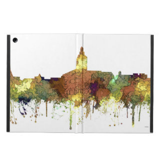 Annapolis, Maryland Skyline SG - Safari Buff iPad Air Cover