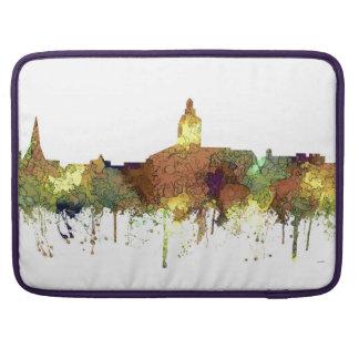 Annapolis, Maryland Skyline SG - Safari Buff Sleeve For MacBooks