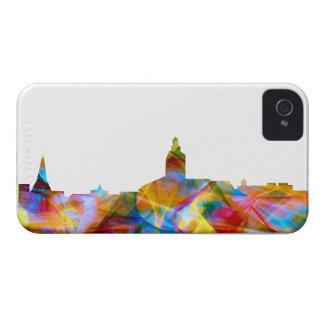 ANNAPOLIS MARYLAND SKYLINE VIBRANCE - iPhone 4 CASES
