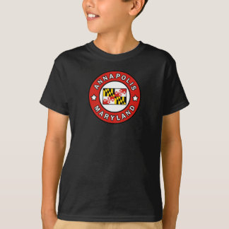 Annapolis Maryland T-Shirt