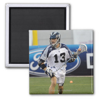 ANNAPOLIS, MD - AUGUST 13: Ben Rubeor #13 Square Magnet