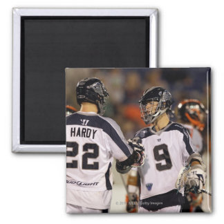 ANNAPOLIS, MD - AUGUST 13: Danny Glading #9 Square Magnet