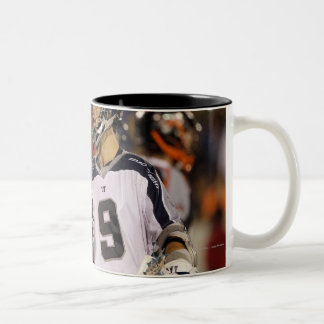 ANNAPOLIS, MD - AUGUST 13: Danny Glading #9 Two-Tone Mug