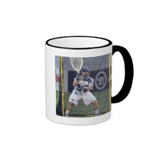ANNAPOLIS, MD - AUGUST 13:  Goalie Brian Phipps Ringer Mug