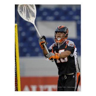 ANNAPOLIS, MD - AUGUST 13:  Goalie Jesse Postcard