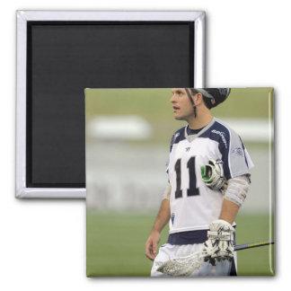 ANNAPOLIS, MD - AUGUST 13: Kyle Dixon #11 Square Magnet