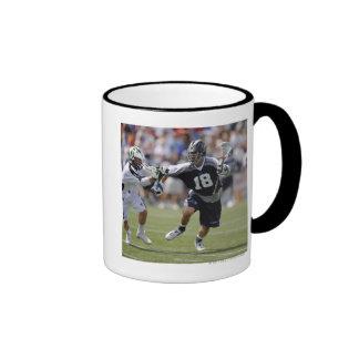 ANNAPOLIS,MD - AUGUST 22:  Ben Hunt #18 Ringer Mug