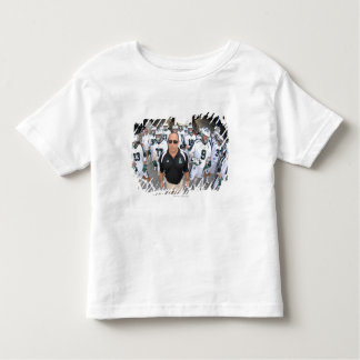 ANNAPOLIS,MD - AUGUST 22:  Head coach Jim Mule Toddler T-Shirt