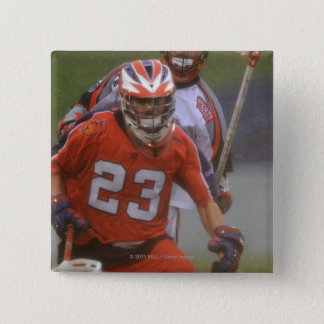 ANNAPOLIS, MD - AUGUST 27:  Drew Westervelt #14 15 Cm Square Badge