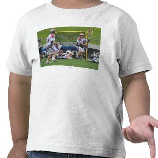 ANNAPOLIS, MD - AUGUST 27: Jordan Burke #5 Tee Shirts