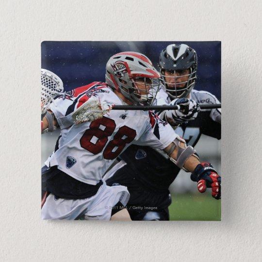 ANNAPOLIS, MD - AUGUST 27: Max Quinzani #88 3 15 Cm Square Badge