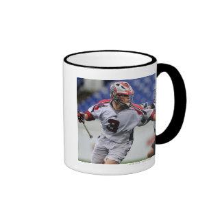 ANNAPOLIS, MD - AUGUST 27: Patrick Heim #3 Coffee Mug