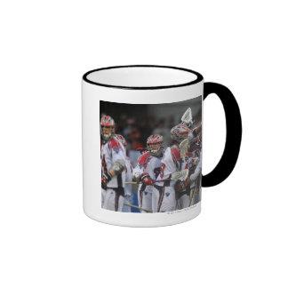 ANNAPOLIS, MD - AUGUST 27: Paul Rabil #99 9 Ringer Mug
