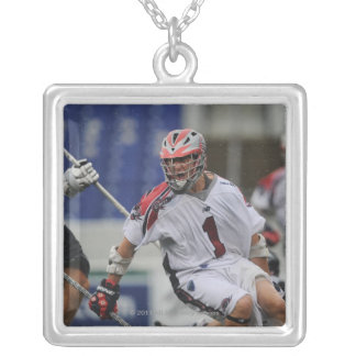 ANNAPOLIS, MD - AUGUST 27: PT Ricci #1 Silver Plated Necklace