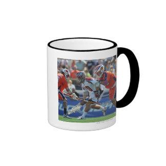 ANNAPOLIS, MD - AUGUST 28:  Brad Ross #10 Ringer Mug