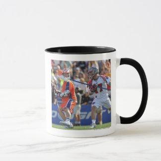 ANNAPOLIS, MD - AUGUST 28:  Casey Powell #7 2 Mug