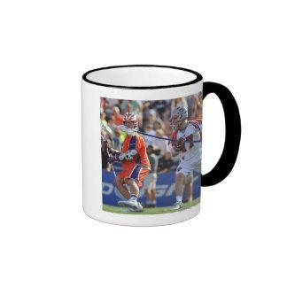 ANNAPOLIS, MD - AUGUST 28:  Casey Powell #7 2 Ringer Mug