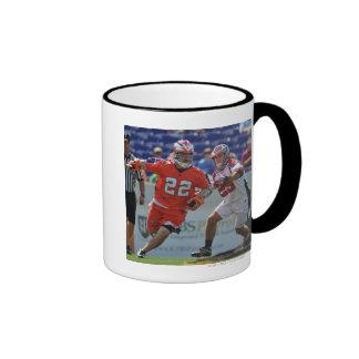 ANNAPOLIS, MD - AUGUST 28:  Cody Jamieson #22 2 Ringer Mug