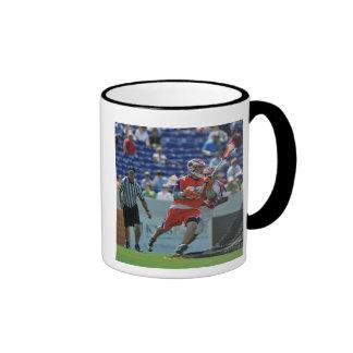 ANNAPOLIS, MD - AUGUST 28:  Cody Jamieson #22 Ringer Mug