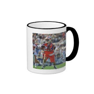 ANNAPOLIS, MD - AUGUST 28:  David Earl #27 4 Ringer Mug