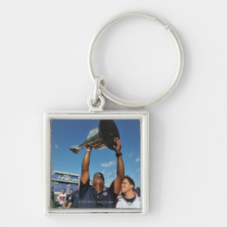 ANNAPOLIS, MD - AUGUST 28:  Head coach Billy Day Key Ring
