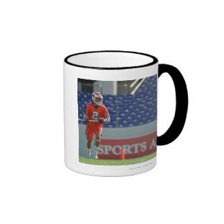 ANNAPOLIS, MD - AUGUST 28:  Jeremy Boltus #2 Ringer Mug