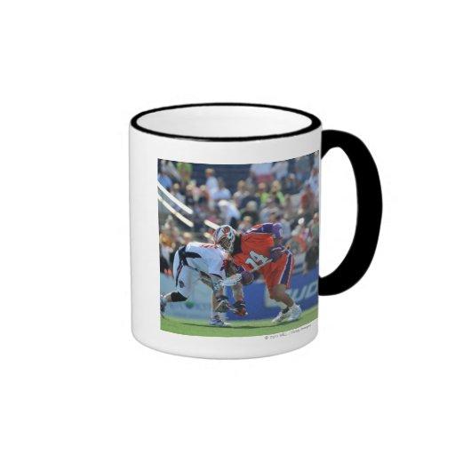 ANNAPOLIS, MD - AUGUST 28:  Jeremy Thompson #74 Coffee Mug