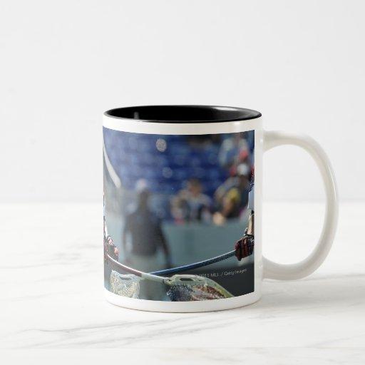 ANNAPOLIS, MD - AUGUST 28:  Jordan Burke #5 2 Mug