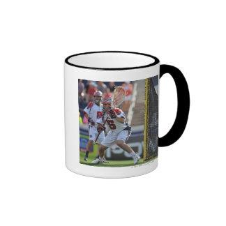 ANNAPOLIS, MD - AUGUST 28:  Jordan Burke #5 3 Ringer Mug