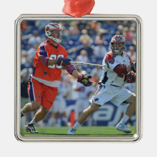 ANNAPOLIS, MD - AUGUST 28:  Mike Stone #41 4 Christmas Ornament