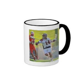 ANNAPOLIS, MD - AUGUST 28:  Ryan Boyle #14 Ringer Mug