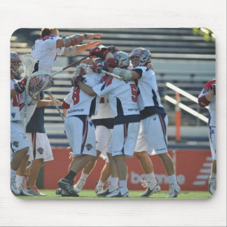 ANNAPOLIS, MD - AUGUST 28:  The Boston Cannons 3 Mouse Pad