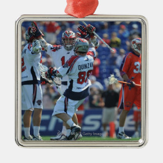 ANNAPOLIS, MD - AUGUST 28:  The Boston Cannons 4 Christmas Ornament