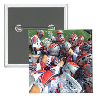 ANNAPOLIS, MD - AUGUST 28:  The Boston Cannons 5 15 Cm Square Badge