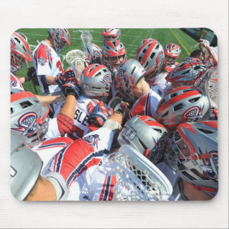 ANNAPOLIS, MD - AUGUST 28:  The Boston Cannons 5 Mouse Mat