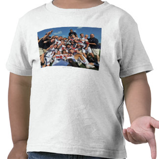 ANNAPOLIS, MD - AUGUST 28:  The Boston Cannons 6 Tshirt