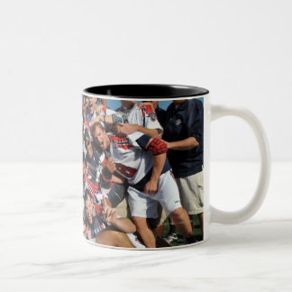 ANNAPOLIS, MD - AUGUST 28:  The Boston Cannons 6 Two-Tone Mug