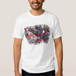 ANNAPOLIS, MD - AUGUST 28:  The Boston Cannons Shirt